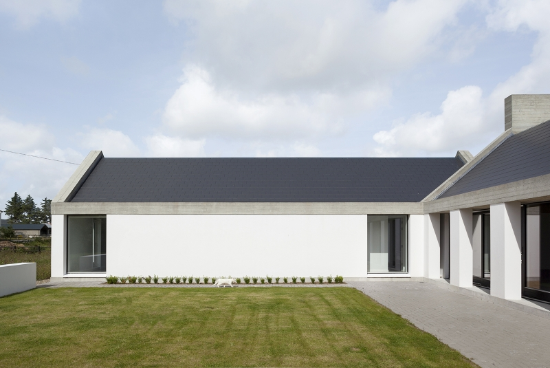 Ryan W Kennihan Architects Leagaun House Galway